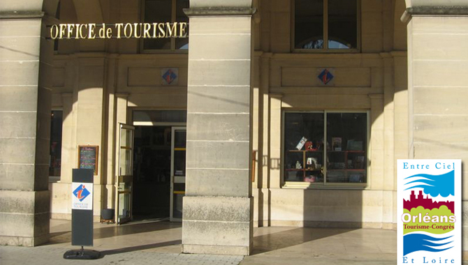 office de tourisme d'orleans